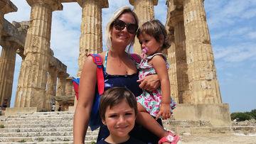 In giro per Selinunte... con i bambini