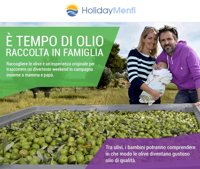 Promozione Frantoi in Festa, olio sapore d'autunno