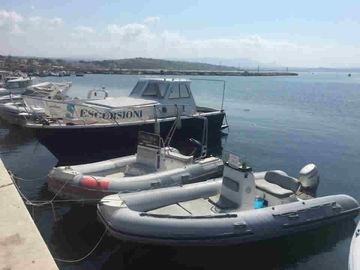 Barche e  gommoni Menfi